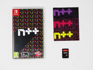 N++ Ultimate Edition [PAL] (Nintendo Switch)