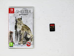 Shelter Generations [PAL] (Nintendo Switch)