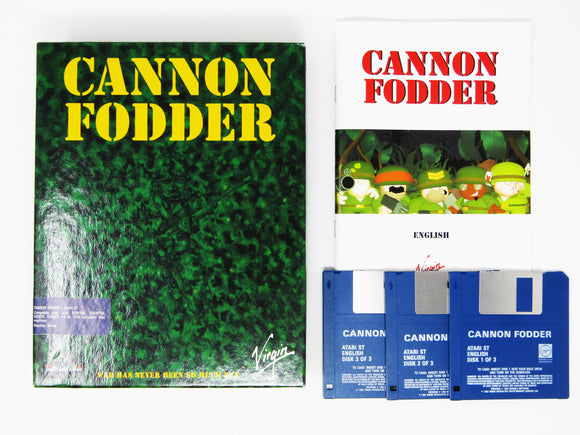 Cannon Fodder (PC)