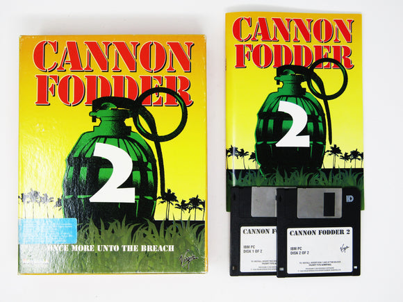 Cannon Fodder 2 (PC)