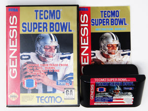 Tecmo Super Bowl (Genesis)