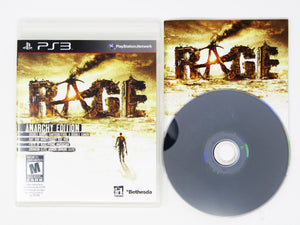 Rage Anarchy Edition (Playstation 3 / PS3)