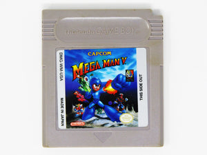 Mega Man V 5 (Game Boy)