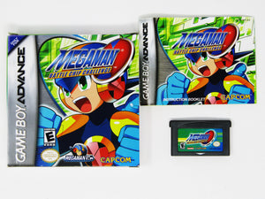 Mega Man Battle Chip Challenge (Game Boy Advance / GBA)