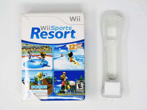 Wii Sports Resort 1 [Wii MotionPlus Bundle] (Wii)