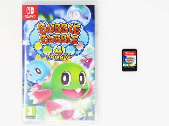 Bubble Bobble 4 Friends [PAL] (Nintendo Switch)