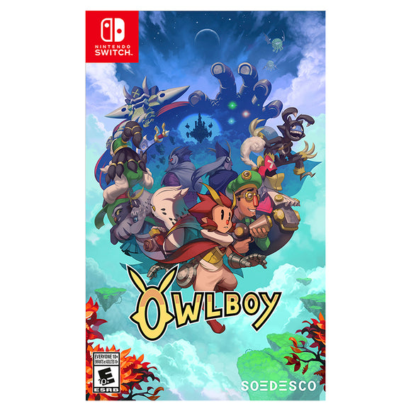 Owlboy (Nintendo Switch)