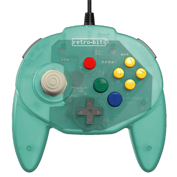 Sea Salt Ice Cream Tribute 64 N64 Controller [Retro-Bit] (Nintendo 64)