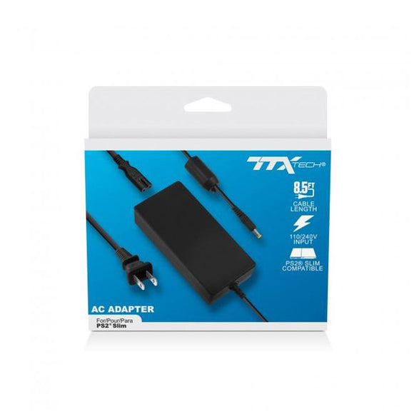AC Adapter Playstation 2 Slim [TTX] (Playstation 2 / PS2)
