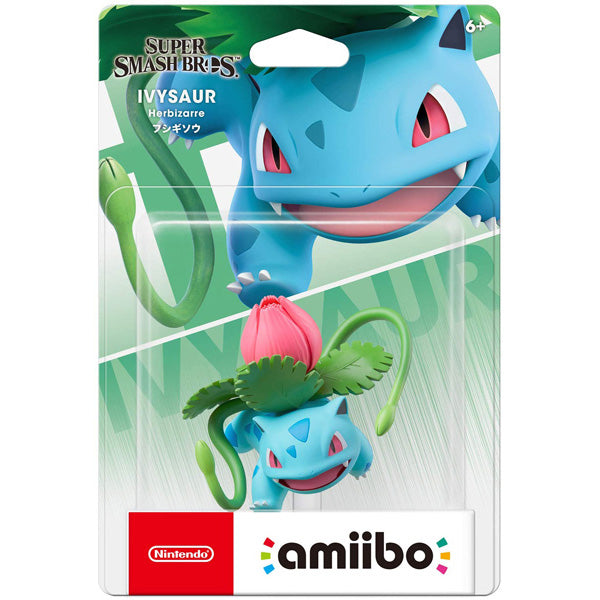 Ivysaur - Super Smash Series (JP Import) (Amiibo)