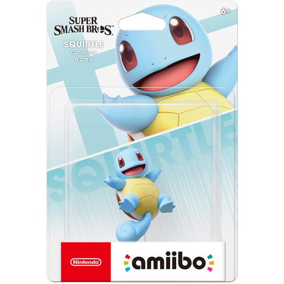 Squirtle - Super Smash Series (JP Import) (Amiibo)