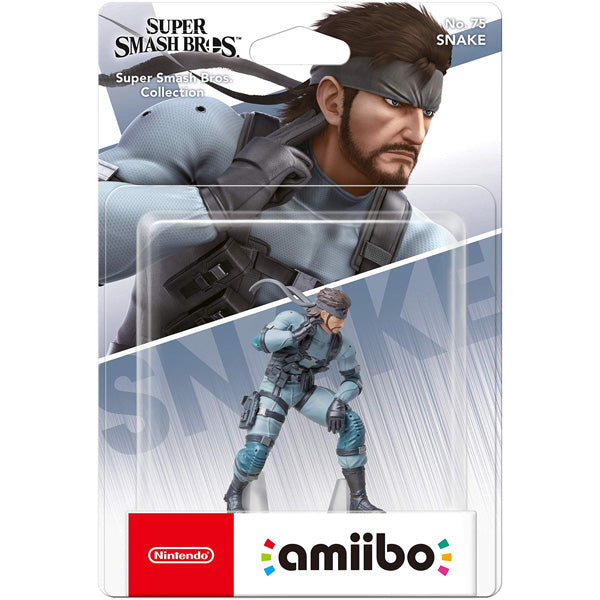 Snake - Super Smash Series (Amiibo)