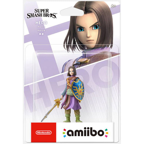 Dragon Quest Hero - Super Smash Series (Amiibo)