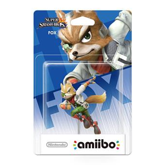 Fox - Super Smash Series (Amiibo)