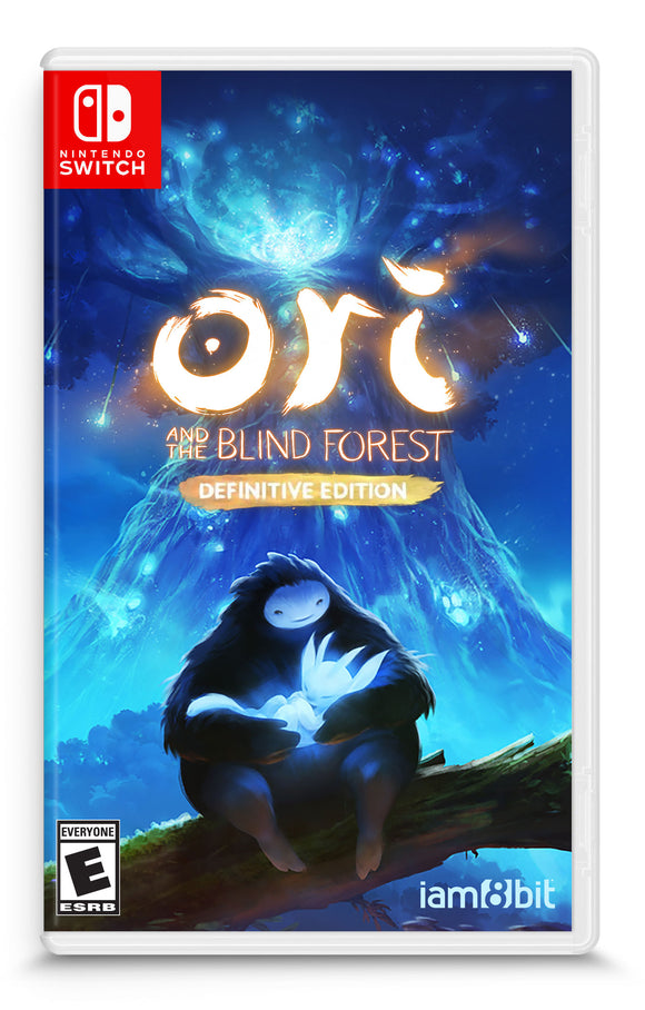 Ori And The Blind Forest [Definitive Edition] (Nintendo Switch)