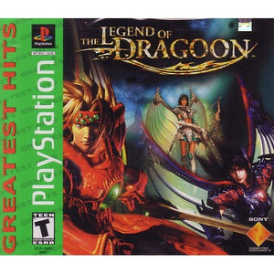 Legend of Dragoon [Greatest Hits] (Playstation / PS1)
