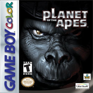 Planet of the Apes (Game Boy Color)