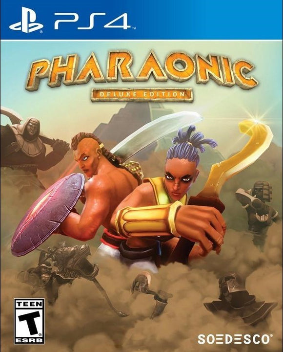Pharaonic Deluxe Edition (Playstation 4 / PS4)