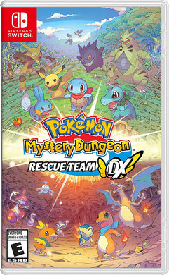 Pokemon Mystery Dungeon: Rescue Team DX (Nintendo Switch)