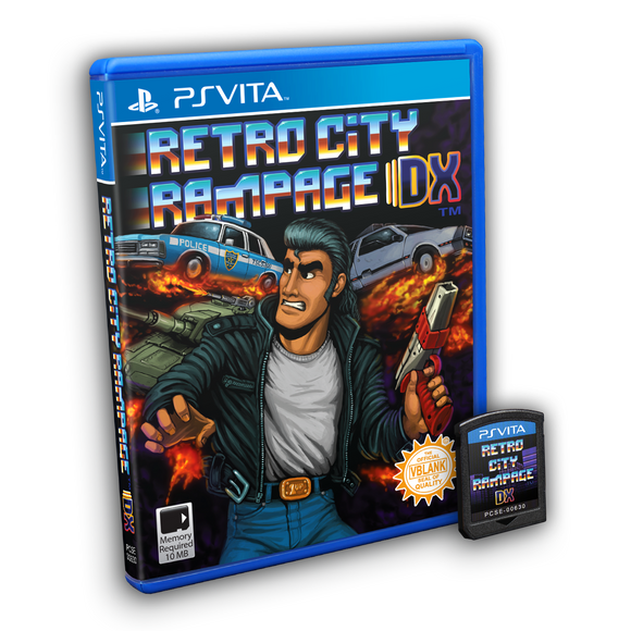 Retro City Rampage DX (Playstation Vita / PSVITA)