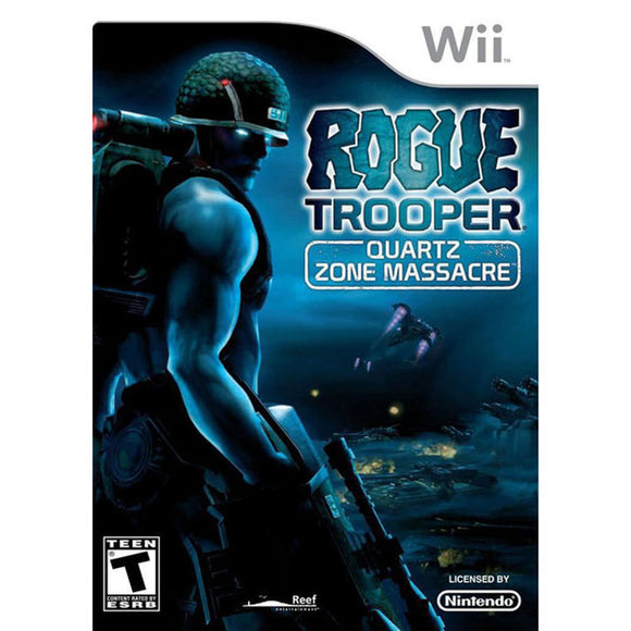 Rogue Trooper: The Quartz Zone Massacre (Wii)