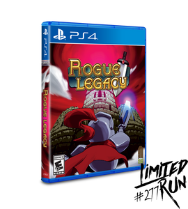 Rogue Legacy [Limited Run] (Playstation 4 PS4)