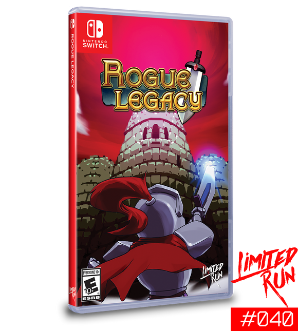 Rogue Legacy (Limited Run Games) (Nintendo Switch)