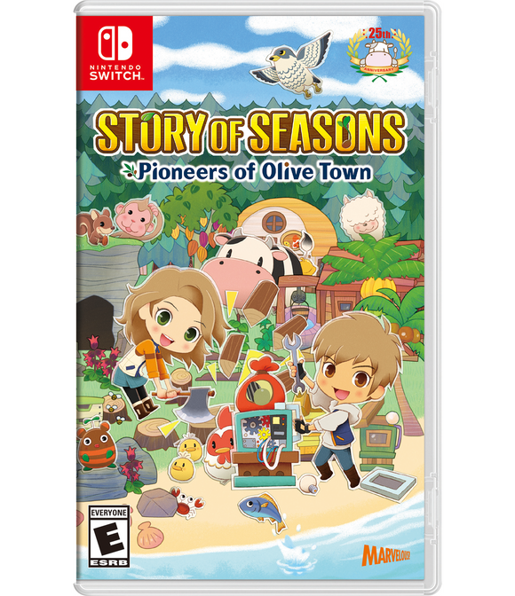 Story of Seasons: Pioneers of Olive Town (Nintendo Switch)