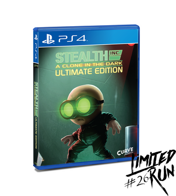 Stealth Inc (Limited Run) (Playstation Vita / PSVITA)
