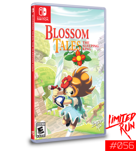Blossom Tales: The Sleeping King [Limited Run] (Nintendo Switch)