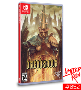 Blasphemous (Limited Run) (Nintendo Switch)