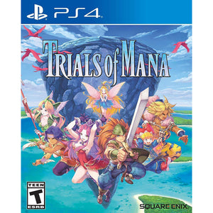 Trials of Mana (Playstation 4 / PS4)