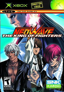 King of Fighters Neowave (Xbox)