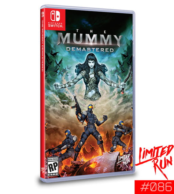 The Mummy Demastered [Limited Run Games] (Nintendo Switch)