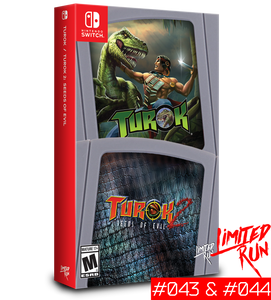Turok & Turok 2 Double Pack [Limited Run] (Nintendo Switch)