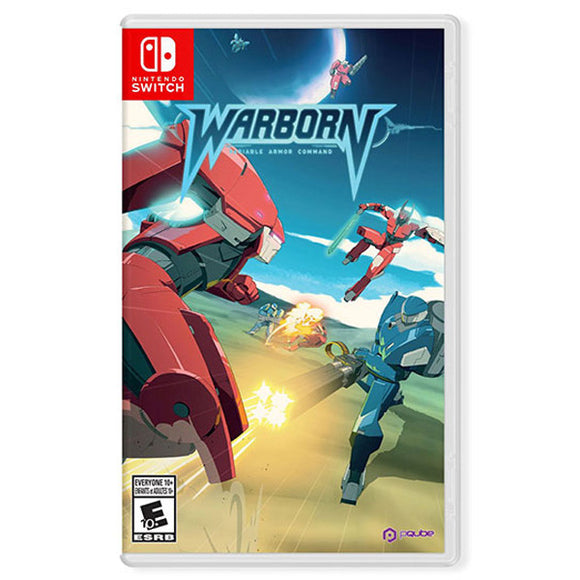 Warborn (Nintendo Switch)