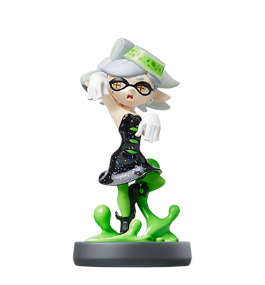 Marie - Splatoon Series (Amiibo)
