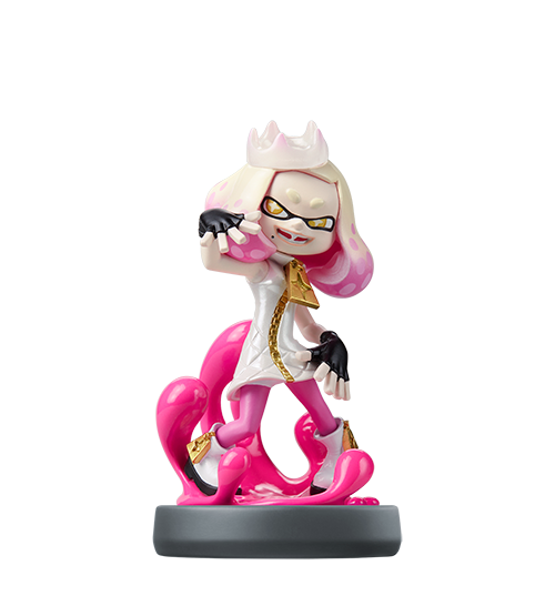 Pearl - Splatoon Series (Amiibo)