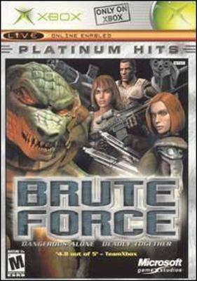 Brute Force [Platinum Hits] (Xbox)