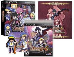Disgaea 4: A Promise Unforgotten [Premium Edition] (Playstation 3 / PS3)