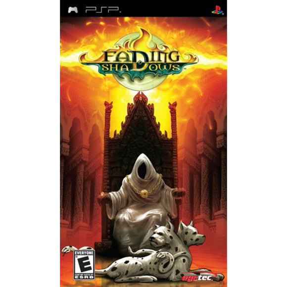 Fading Shadows (Playstation Portable / PSP)