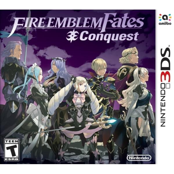 Fire Emblem Fates Conquest (Nintendo 3DS)
