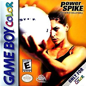 Power Spike Pro Beach Volleyball (Game Boy Color)
