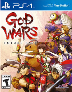 God Wars Future Past (Playstation 4 / PS4)