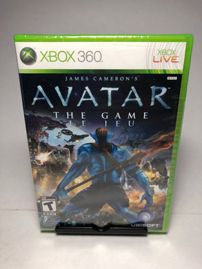 Avatar: The Game  (XBox 360)