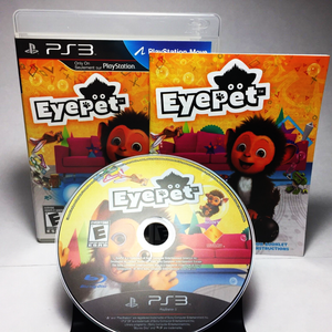 Eye Pet (Playstation 3 / PS3)