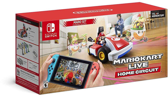 Mario Kart Live Home Circuit - Mario Set (Nintendo Switch)
