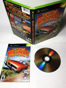 Dukes of Hazzard Return of the General Lee (Xbox)