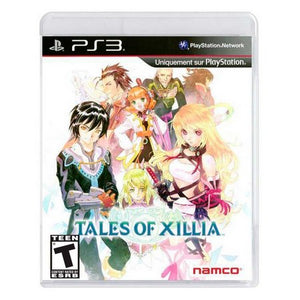 Tales of Xillia (Playstation 3 / PS3)