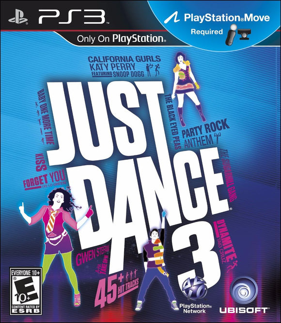 Just Dance 3 (Playstation 3 / PS3)